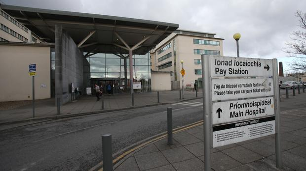 The long-delayed report showed only a third of women who should be assessed urgently in a breast cancer clinic were seen within the two-week deadline by University Hospital Galway. Photo: PA