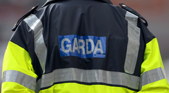 Gardaí are at the scene (stock photo)