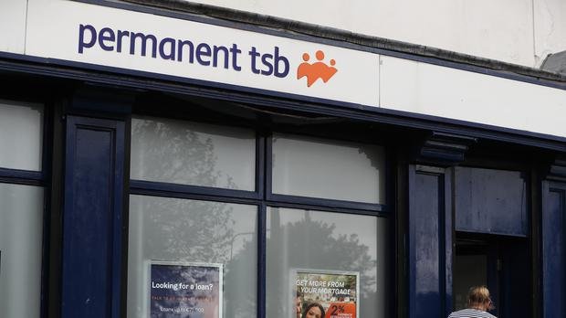 Permanent TSB is in the initial planning stages of a branch closure programme for the new year, the Sunday Independent understands.. Photo: Brian Lawless/PA