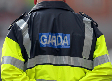 Gardaí were called to the scene (stock photo)