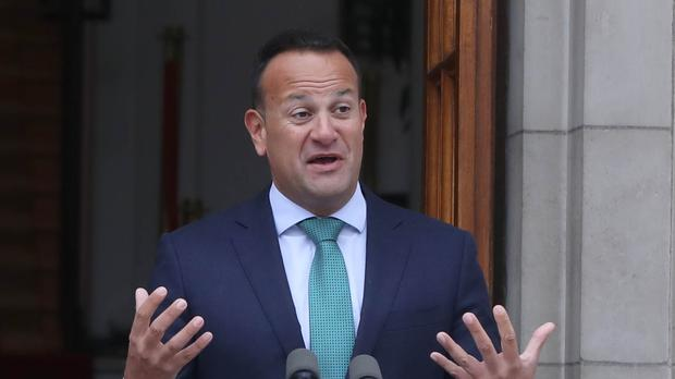 Taoiseach Leo Varadkar has spelled out his election ambitions (Niall Carson/PA)