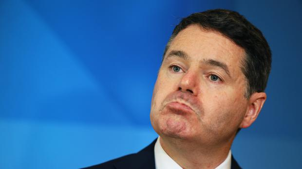 Finance Minister Paschal Donohoe (Brian Lawless/PA)
