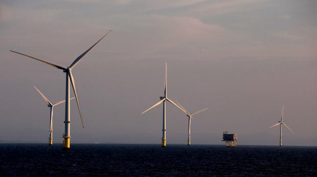 Ireland hopes to have 70% renewable electricity by 2030 (Peter Byrne/PA)