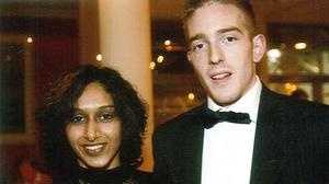 Dhara and Michael Kivlehan decided to raise their family in Co Leitrim (Family Handout/PA)