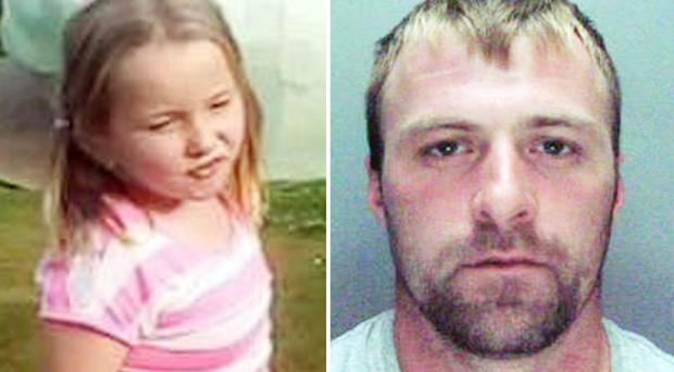 Molly Owens was brought to Northern Ireland by her father Brian (North Wales Police/PA Wire)