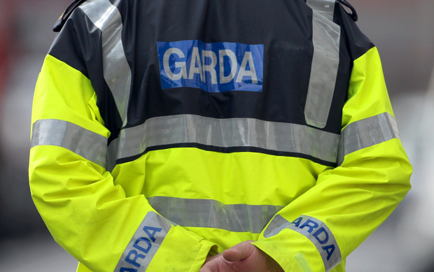 'According to a garda source, the intruder threatened the boy and stole his mobile phone in the incident' (stock photo)