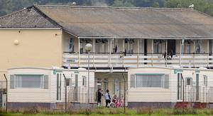 Mosney Holidays PLC, which runs the former holiday camp as a centre for asylum seekers, was paid €10.8m. Photo: PA