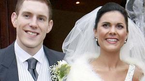 John McAreavey and Michaela McAreavey, whose family say they have been informed about new developments in the murder investigation (Irish News/PA)
