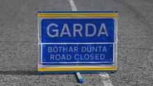 The road was closed to facilitate a forensic investigation. Stock photo: PA