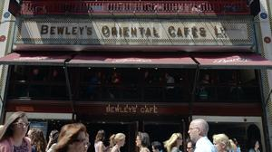 Bewley's Cafe is to close down (Artur Widak/PA)