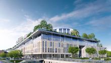AN artist impression of the new state-of-the-art children's hospital in Dublin. (Children's Hospital Group/PA wire)