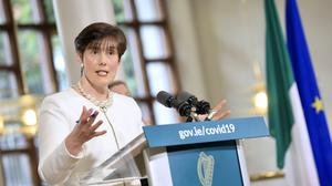 Minister for Education, Norma Foley (Julien Behal/PA)