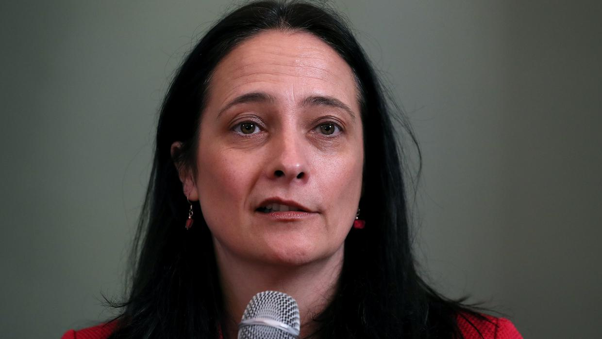 Catherine Martin laments 'missed opportunity' by Green Party to promote more women to Cabinet