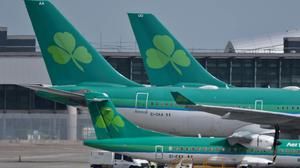 Pascal Donohoe said commitments made by IAG on jobs, routes and lucrative Heathrow landing slots at the Irish flag carrier did not go far enough