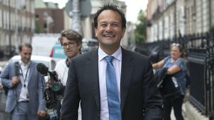Enterprise Minister Leo Varadkar said there is no time to waste (Damien Eagers/PA).