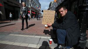Worrying trends towards poverty have been identified in a report
