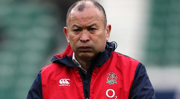 Eddie Jones. Photo: PA