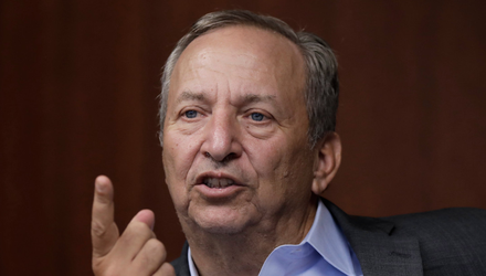 Harvard Emeritus president Larry Summers has argued that the core of the problem is that there is not enough private investment to absorb all the private saving available