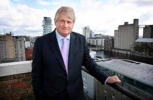 Improved offer: Digicel chairman Denis O'Brien. Photo: Tony Gavin