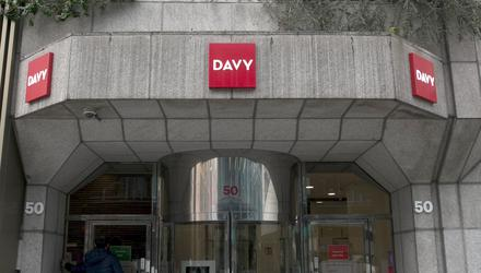 The Central Bank says Davy displayed a lack of 'candour' over dealings. Photo: Gareth Chaney/Collins