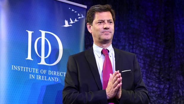 Tailwind: CEO Tony Smurfit believes his company can make the most of a move away from plastic packaging