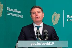 Taxing times: Finance Minister Paschal Donohoe
