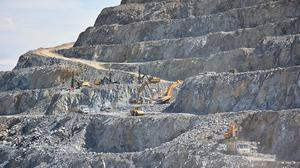 Resources: An Anglo Asian Mining operation in Azerbaijan