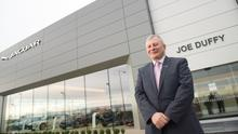 Bump in the road: Joe Duffy Group CEO Gavin Hydes is aiming to protect his staff from the financial fallout of the pandemic