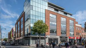 Read all about it: Independent House is home to the headquarters of Independent News & Media, Ireland's largest media company and the publisher of this newspaper