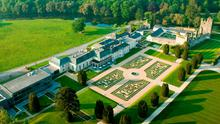 Luxurious: The grounds of the Castlemartyr hotel, golf resort and spa