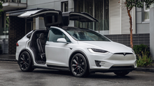 Chauffeur transfers using the Tesla Model X have been introduced in 20 airports — including Dublin