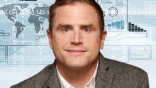 On the ball: Former Ireland rugby player Jamie Heaslip has made a series of successful startup investments