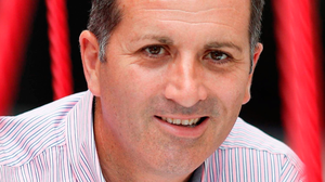 New managing director of Virgin Media Television Paul Farrell. Photo: Conor McCabe