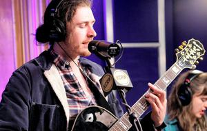 BREAKING AMERICA: Hozier shot in at No 2 in the US charts