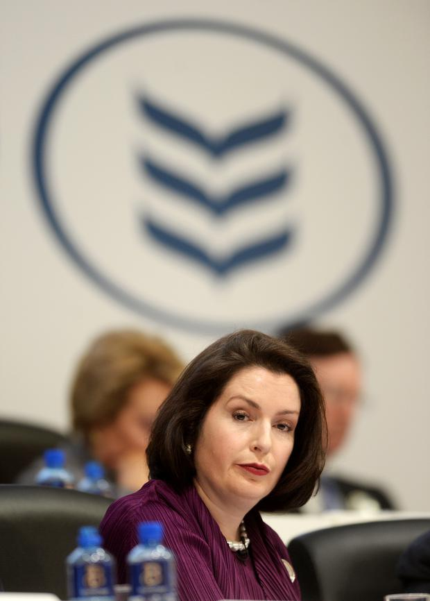 Bank of Ireland CEO Francesca McDonagh said the tracker scandal had been a key issue for her since taking charge