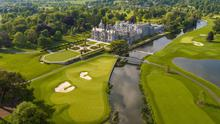 Sprawling: The Adare Manor hotel and golf resort