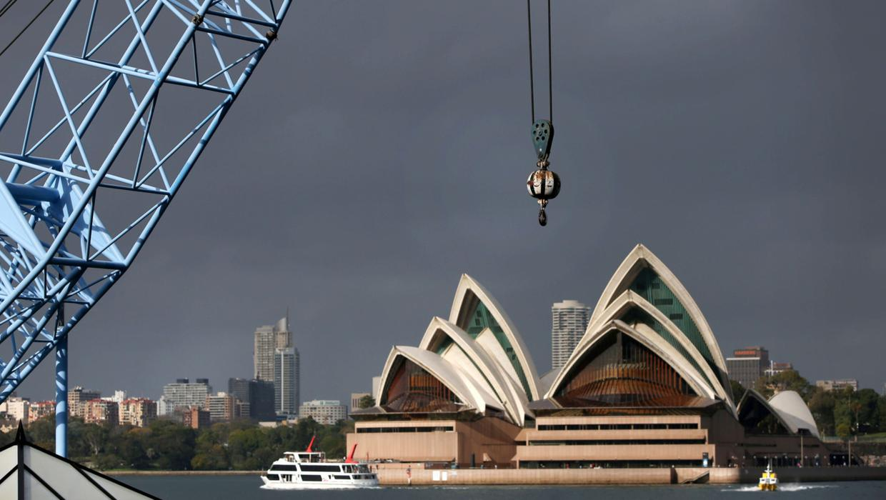 CRH reported to be eyeing up building on Australian business