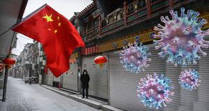 'When a globally plugged-in economy like China sneezes the world catches cold, and Ireland will not be immune' (stock image)