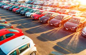'Despite some hopes to the contrary, the plan effectively rules out the prospect of a scrappage scheme to get rid of old, high-emission cars.' (stock photo)