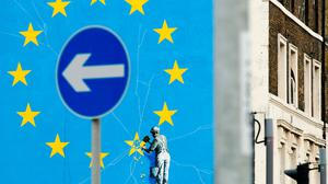 A study has found that even with a hard Brexit Ireland would still be better off in the EU