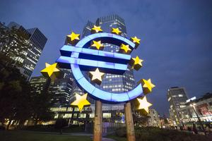 We need Euro area recovery for real growth; European Central Bank (ECB) headquarters in Frankfurt, Germany. Photo: Bloomberg