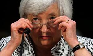 Janet Yellen, Chair of the U.S. Federal Reserve