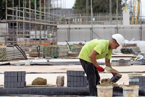 Builders need to complete and sell each phase of a development to finance the next phase