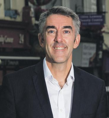 Challenges: Sean Mahon of the Southern Star believes local papers have always been resilient