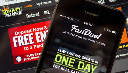 Some investors and analysts have suggested that FanDuel is trading at a 33pc discount to DraftKings because it isn't a standalone stock
