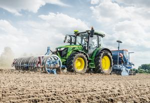 A good supply of wearing parts is crucial at a time when ploughs and cultivators are working hard