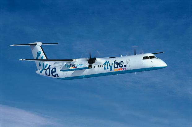 Flybe operates dozens of internal routes in the UK, as well as a services to elsewhere in Europe including Dublin, Cork and Ireland West. Photo: PA