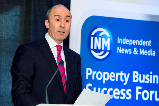 Hibernia Reit chief executive Kevin Nowlan. Photo: El Keegan Photography
