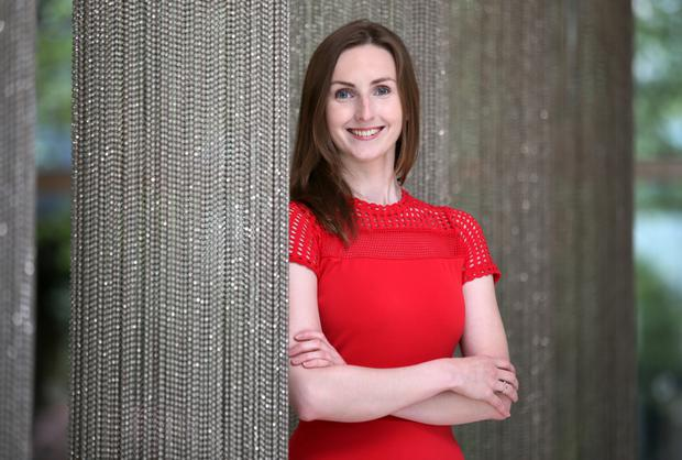 Dr Ciara Clancy, CEO and founder of Beats Medical, said the app marked the company's next stage of expansion. Photo: Frank McGrath
