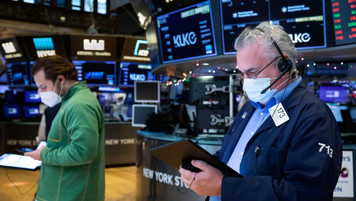 Wall Street fears bubble from Biden stimulus as retail investing booms